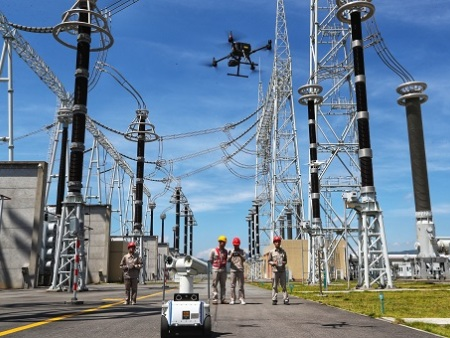 电力人工智能科技成果落地应用
