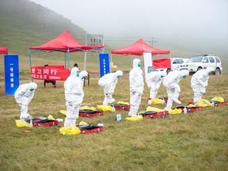 第23届川甘青藏滇五省(区)八州一市鼠疫等重大传染病联防联控会议