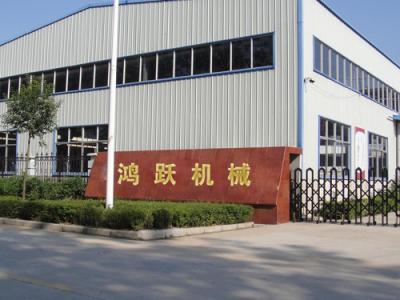 管模式螺旋風管機 鍍鋅板螺旋風管機 圓型風管加工設備 通風管道設備-德州鴻躍機械設備有限公司
