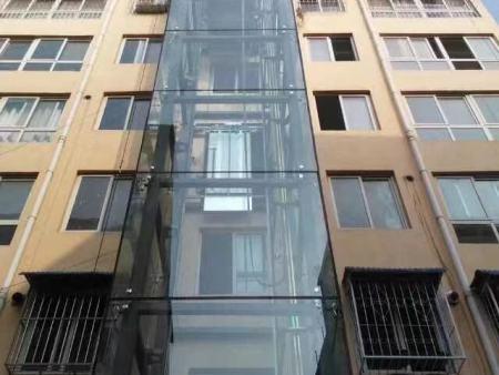郑州市旧楼改造加装电梯