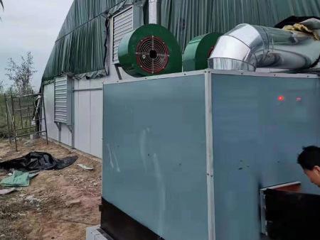 养殖燃煤热风炉