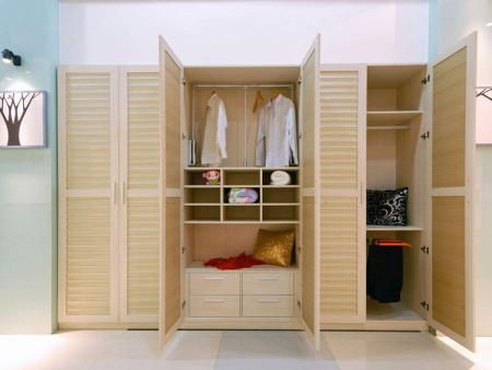 惠州物超所值的衣柜供销,全屋定制衣柜价格