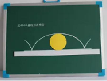 平摆线形成模型