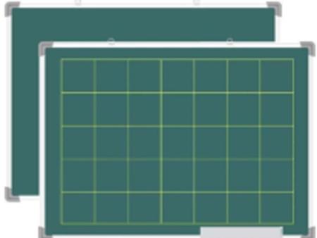 直角坐标黑板