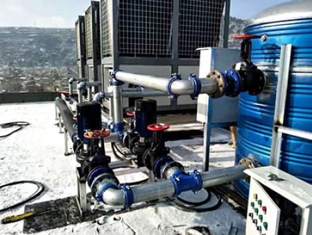 空氣源熱泵采暖機組冬季防凍指引?