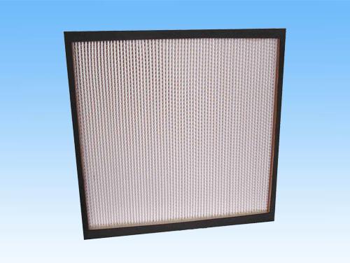 板式过滤器产品特性