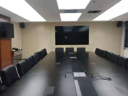 甘肃亚盛实业集团会议室项目顺利完工