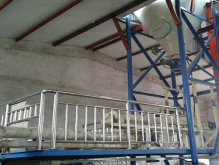 进行石膏板自动生产线施工的时候需要注意什么