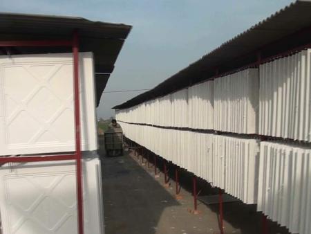 使用吊顶天花板流水线建造的时候注意的因素