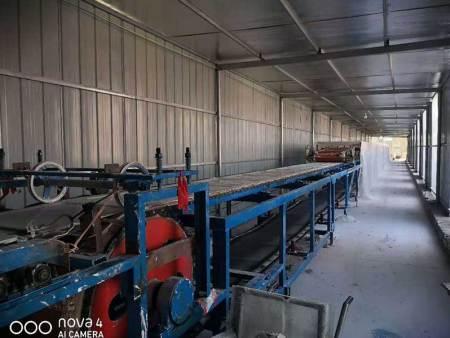 石膏天花板生产设备
