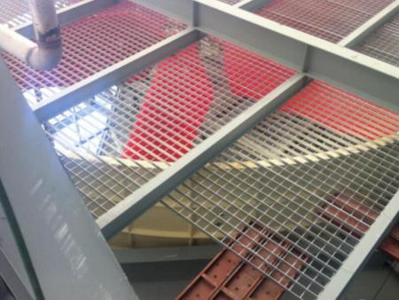 镀锌钢格栅板因三个优点不可替代