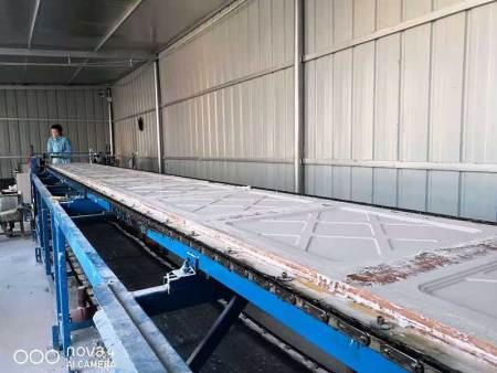 石膏天花板生产线
