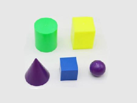 探索几何形体截面操作材料