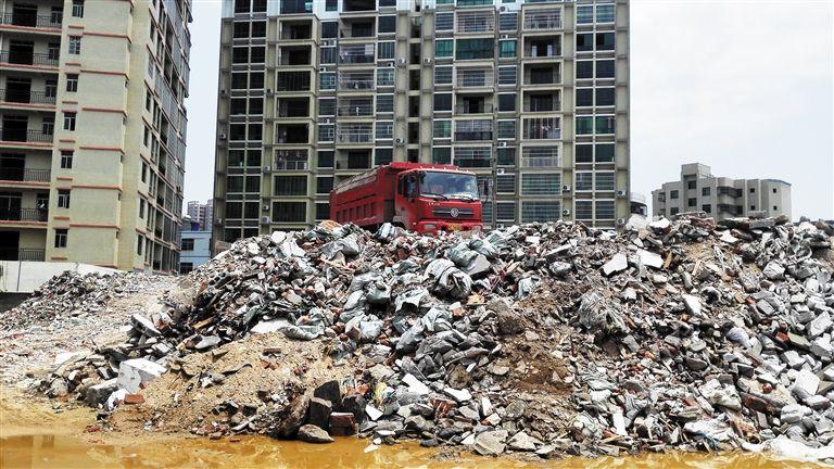 北京建筑垃圾清运消纳注意事项有哪些