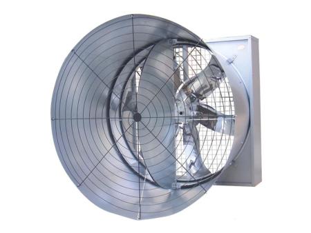 喇叭口风机