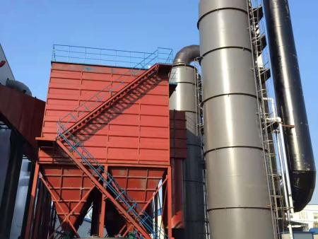 箱式脉冲袋式除尘器在锅炉上的发展应用前景怎么样?