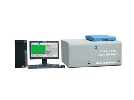 ZDHW-8000全自动制冷量热仪