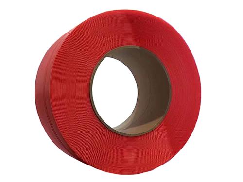 红色定制打包带