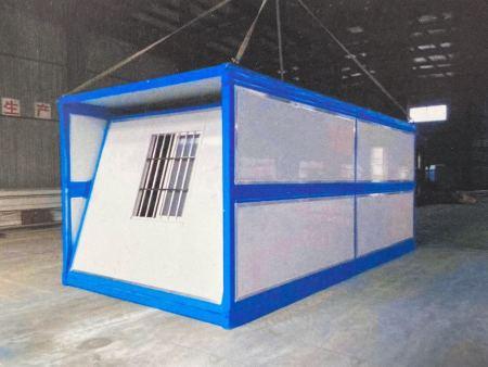 彩钢米乐平台提现的结构组成