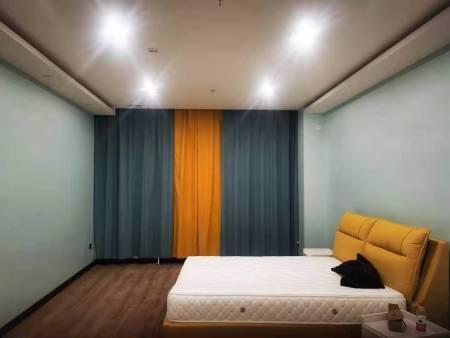 如何选购卧室的电动窗帘 -甘肃电动窗帘厂家