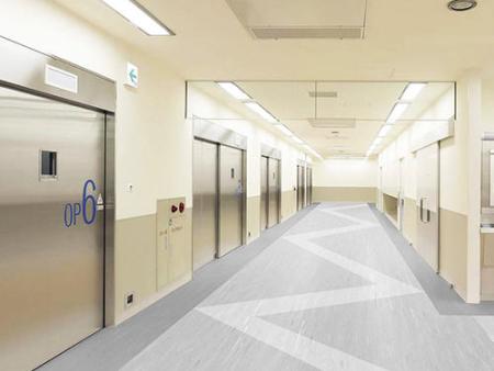醫療系統地面(同透地板)