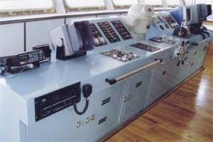 駕駛室控制板