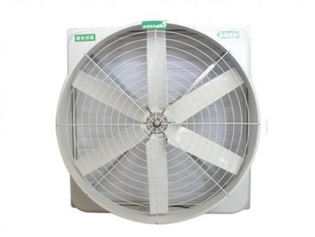 怎么安裝玻璃鋼風機及問題處理