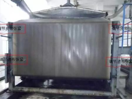 【技术交流】贝博论坛皮带脱水系统重dian部位图识