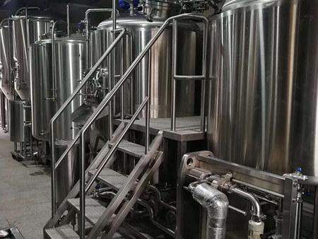 惠州精酿啤酒设备的基本原理是什么?