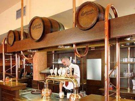 啤酒酿造设备杀菌方法