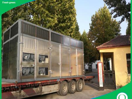 有機廢氣冷凝_尾氣冷凝設備_尾氣冷凝回收