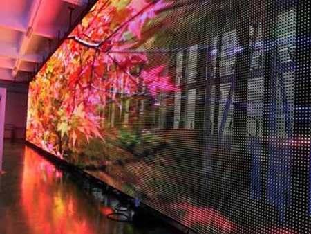消除LED顯示屏水波紋