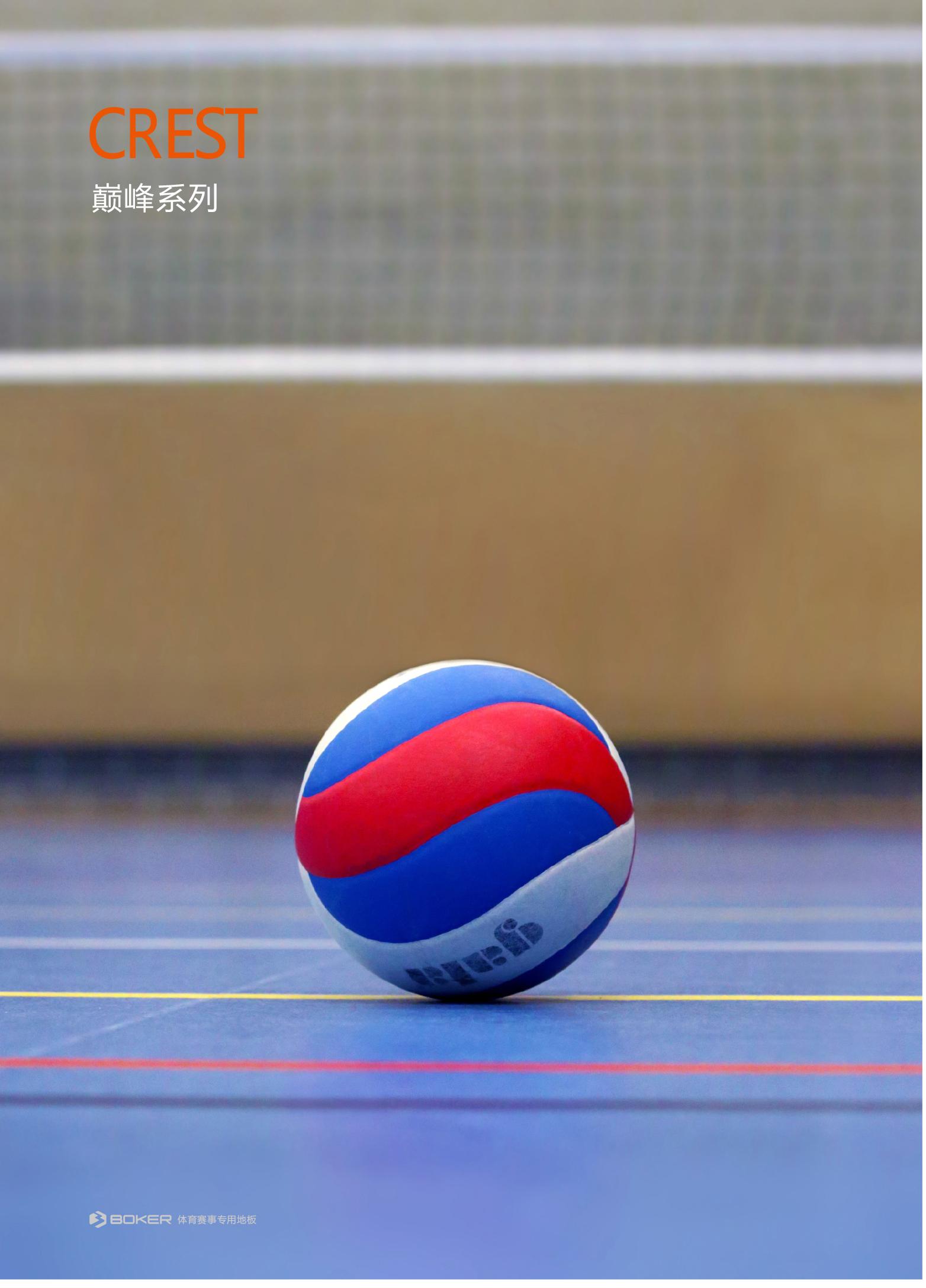 博克運動地板-體育賽事專用地板