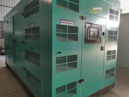 二手柴油发电机回收