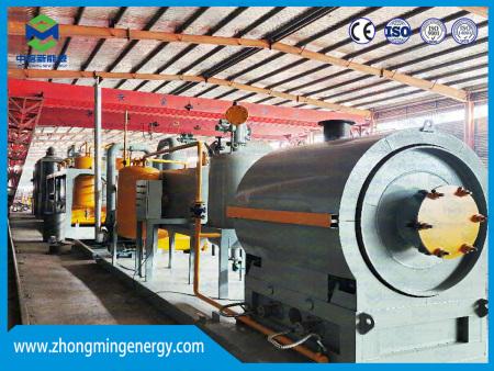 废轮胎炼油设备润滑管理规定