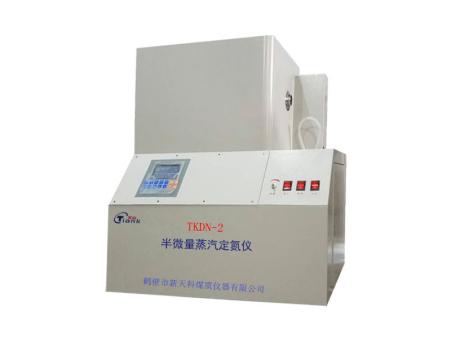 TKDN-2型半微量蒸汽定氮儀