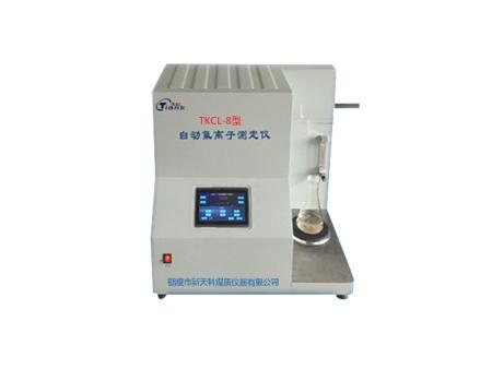 TKCL-8型自動氯離子測定儀