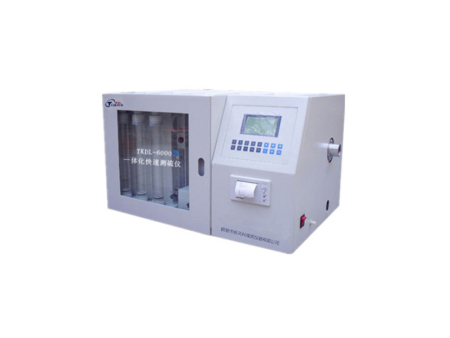 TKDL-6000一體化快速測硫儀
