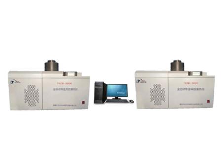 TKZD-9000全自動等溫雙控量熱儀