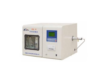 ZDL-9自動定硫儀