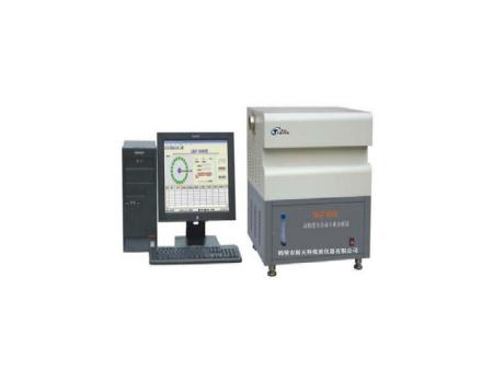 TKGF-8000高精度全自動工業分析儀
