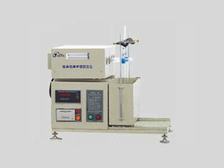 TKGJ-9格金低溫干餾測定儀
