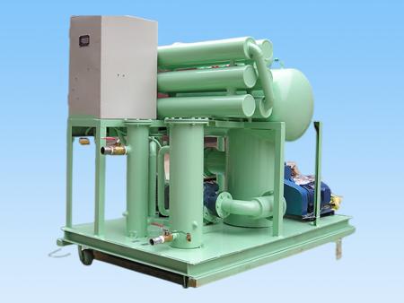 真空滤油机是一种工作效率很高的设备
