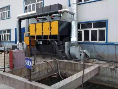 陕西催化燃烧废气处理设备