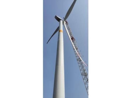 江西吉安华润峡江玉峡 82MW 风电场项目