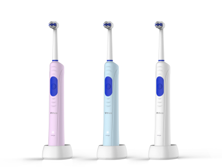Hot compatible with Oral B rotary electric toothbrush with replacement brush head