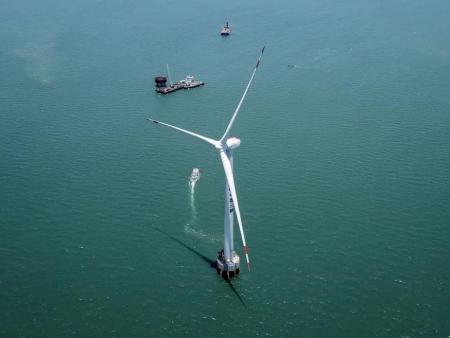 """東方風電""""10MW海上風電機組設計技術""""被《綠色技術推廣目錄(2020年)》收錄"""