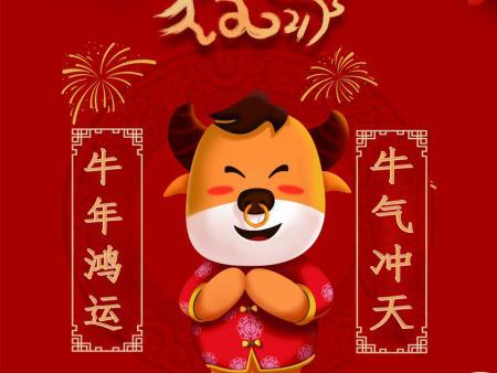 宁夏鑫宁安消防设备有限公司祝大家新年快乐!