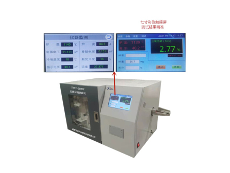TKSY-6000T三氧化硫測定儀