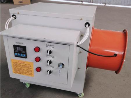 电加热暖风机